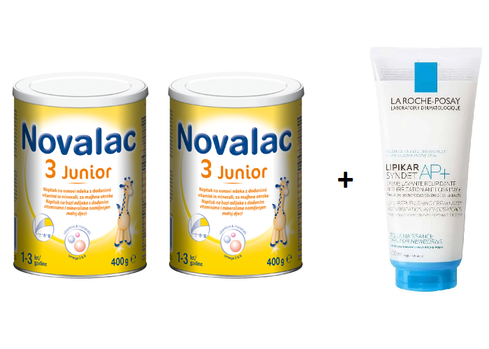 NOVALAC 3 + GRATIS LRP